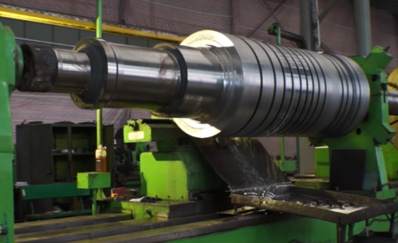 φ1.6*8M CNC Roll Turning Lathe